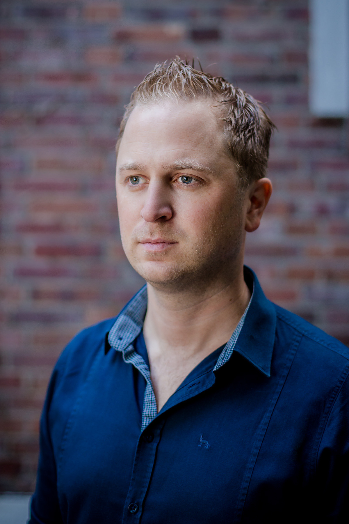 Bröker, SEO, Headshot; Portrait