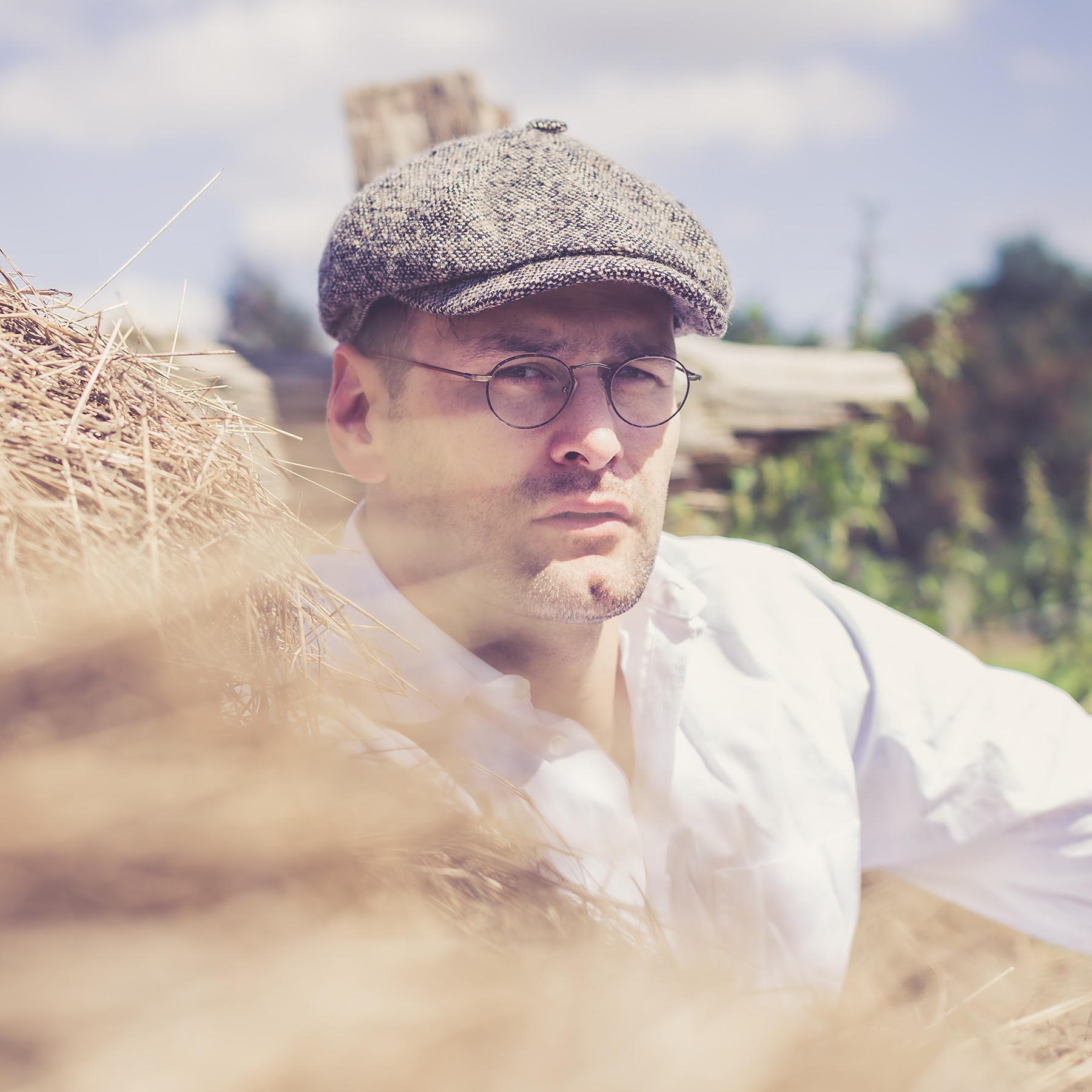 Portrait Headshot Image Promotion