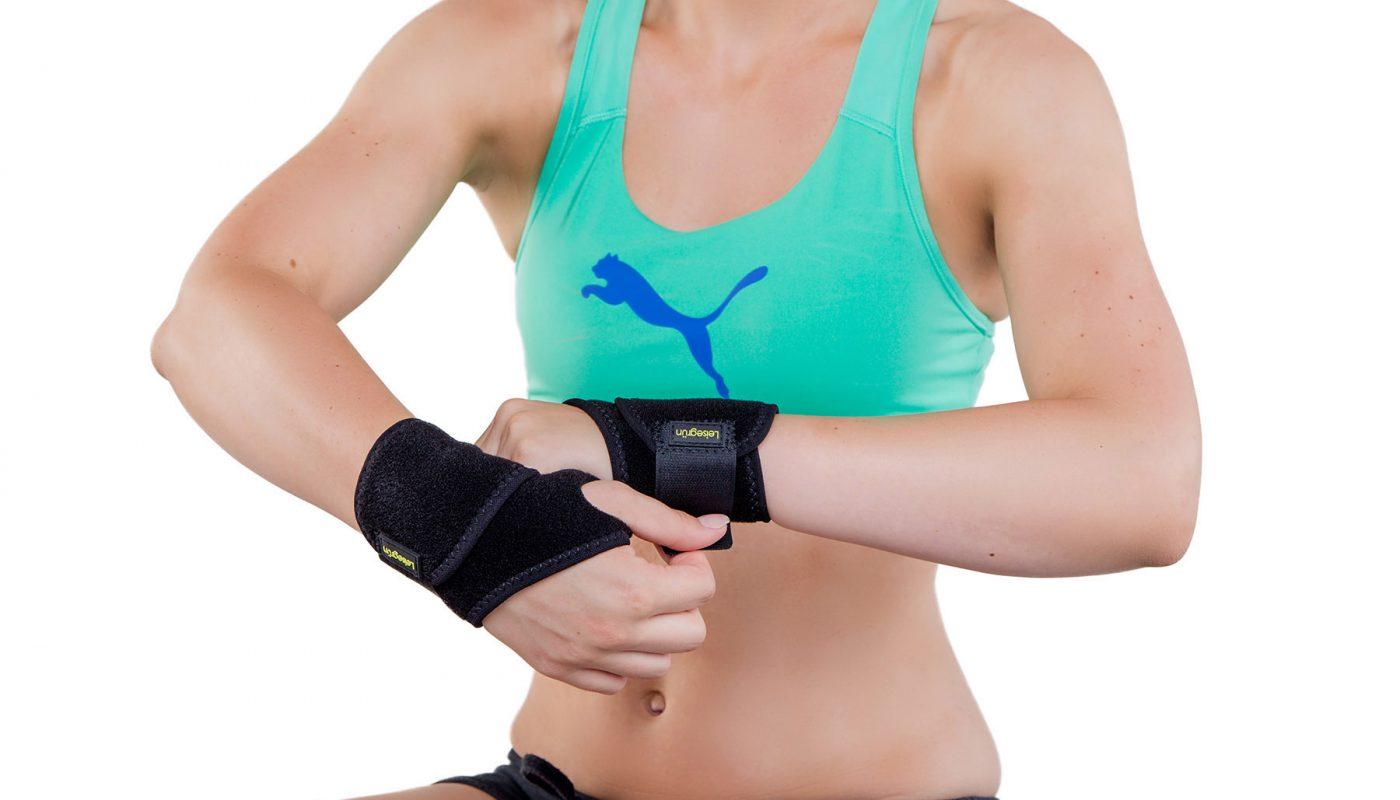 Produkt; Imageshooting; Bandagen; Sport; Model; Studio