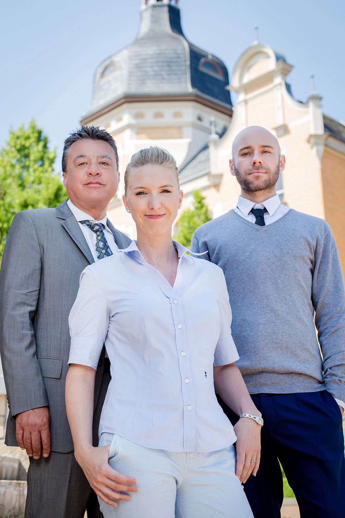 Imageshooting, Immobilien, Portrait, Team