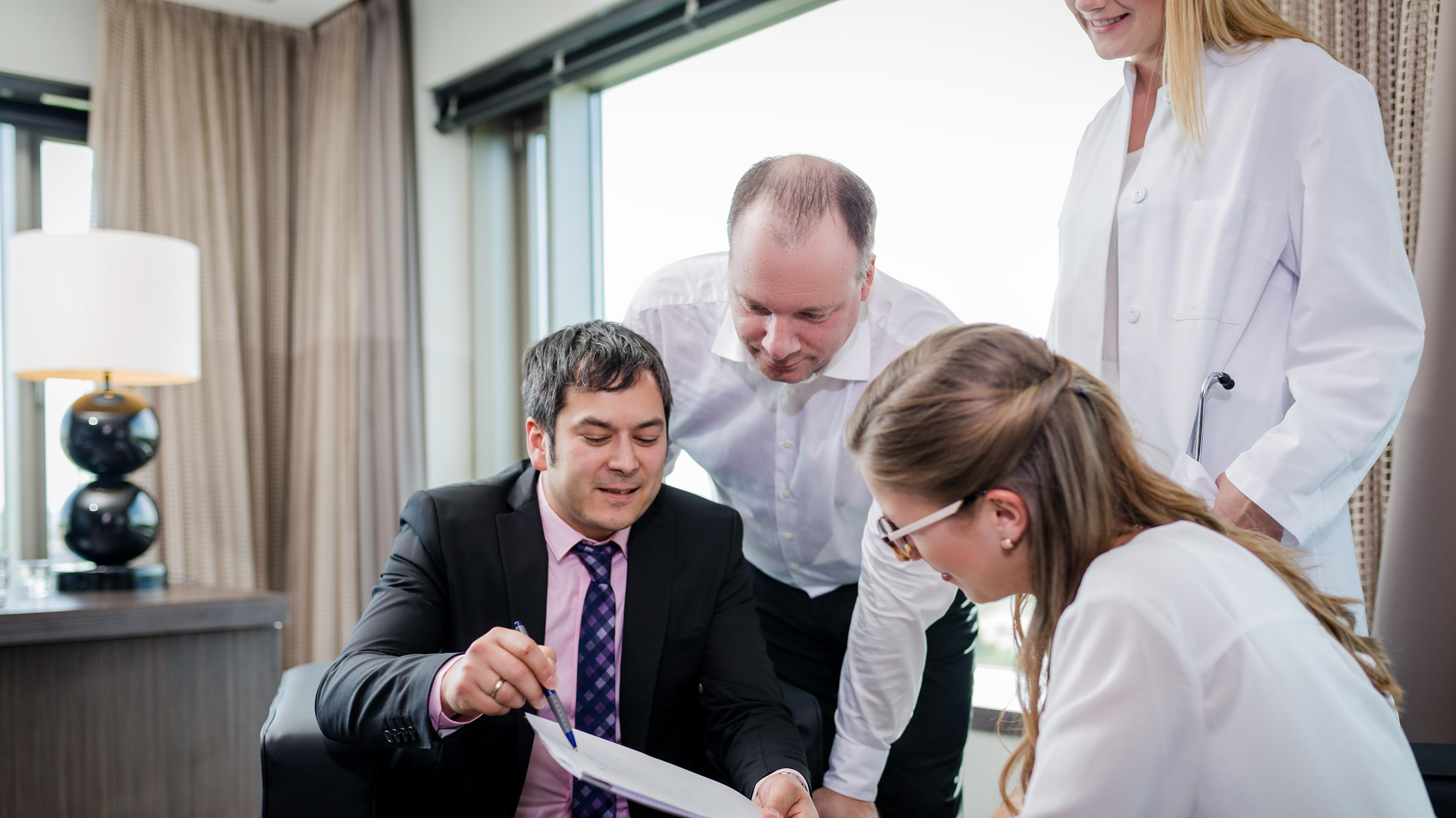 Image Business Portrait Startup Gesundheit Management