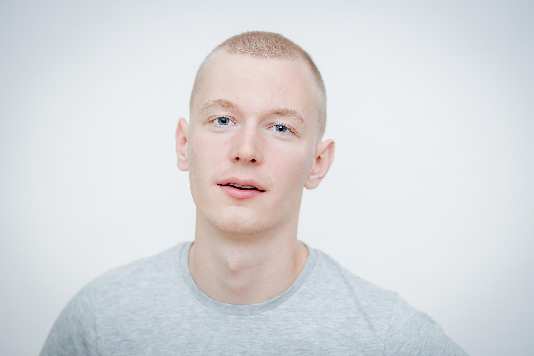 Actor; Schauspieler; Berlin, Portrait