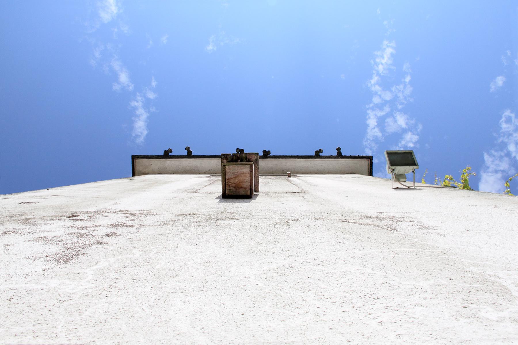 90Grad; Perspektive; Horizont; Optische Täuschung