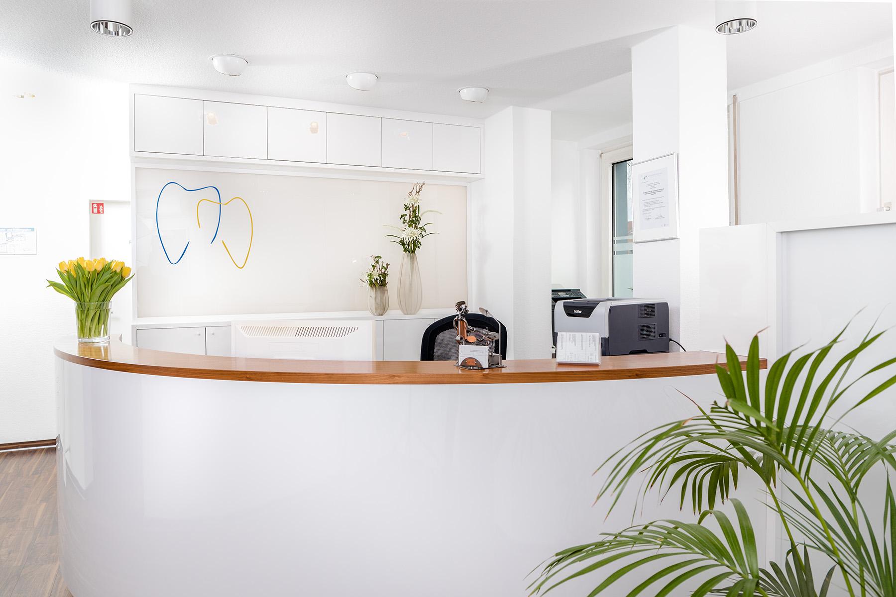 Praxis; Zahnarztpraxis; Interior; Interieur; Innenraum
