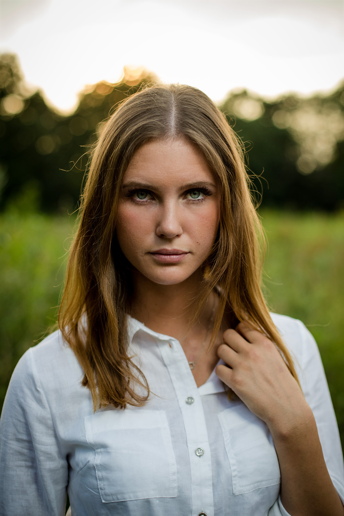 Beautyshooting; Beauty; Portrait; Sommer; Sunset; Fashion