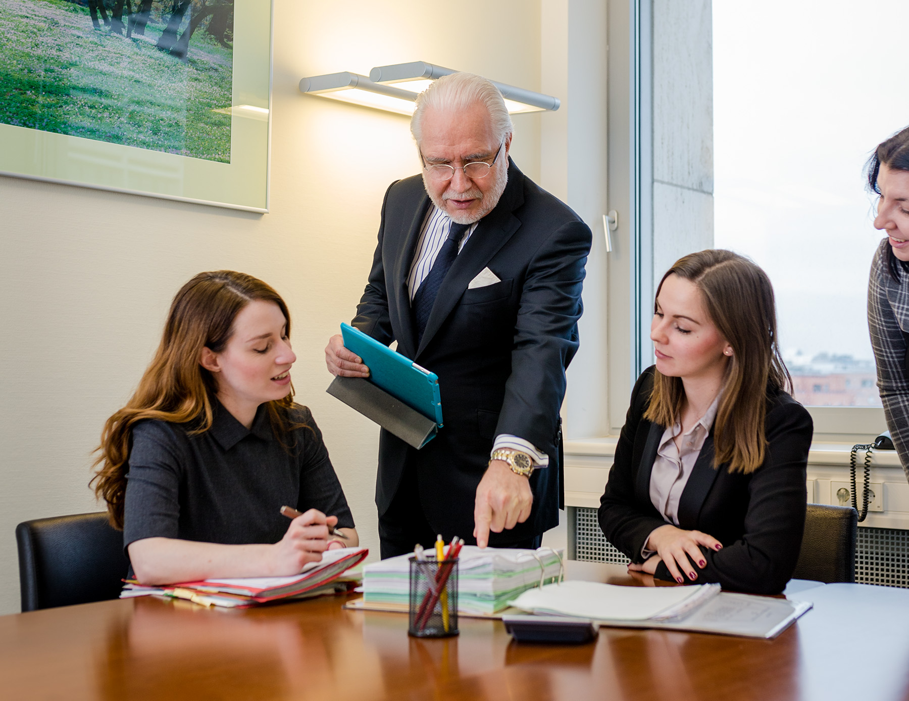 Business; Kanzlei; Imageshooting; Portrait; Anwalt; Berlin
